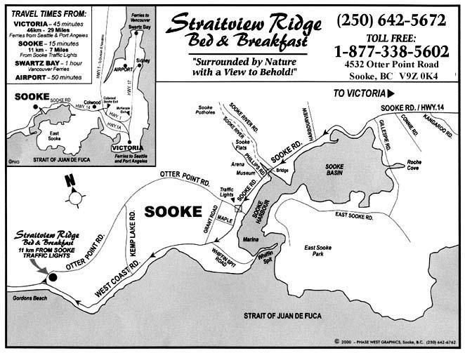 Sraitview Ridge B Amp B Sooke B C Vancouver Island Canada